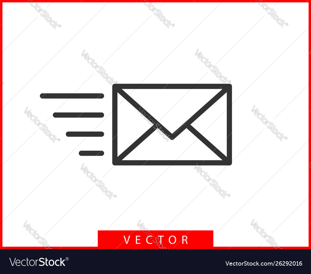 Envelope icons letter envelop icon template mail