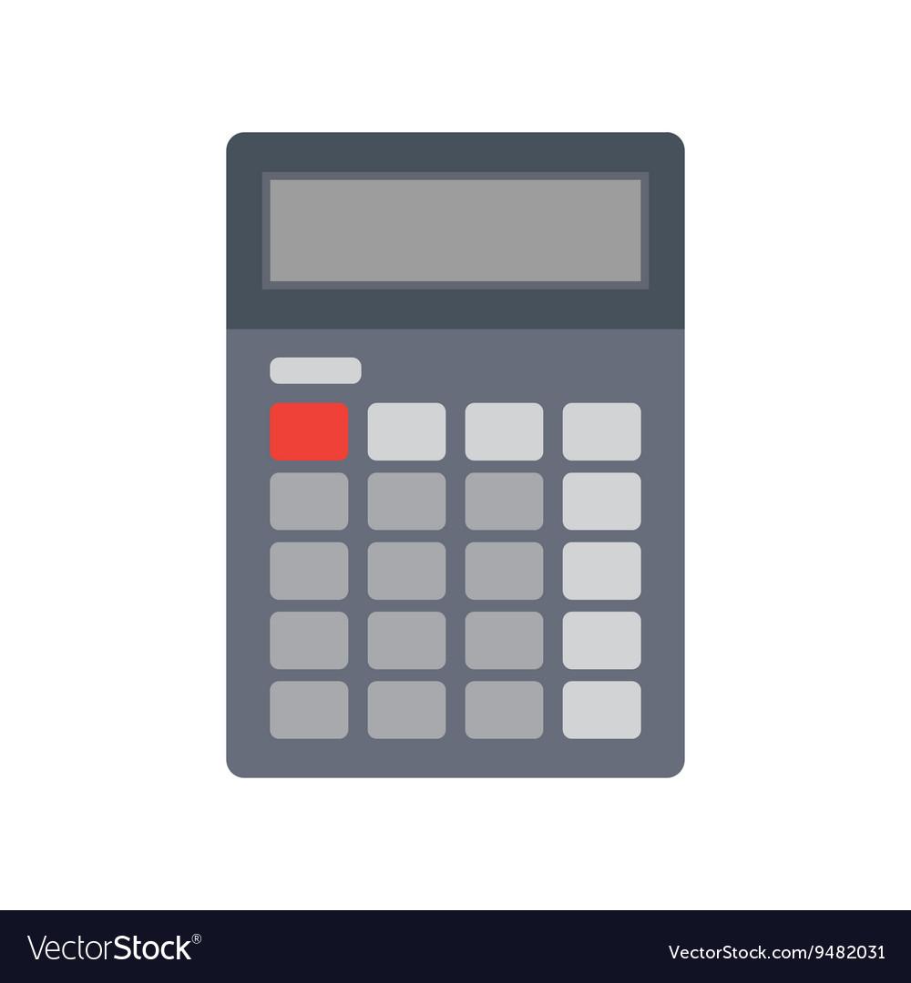 Calculator flat