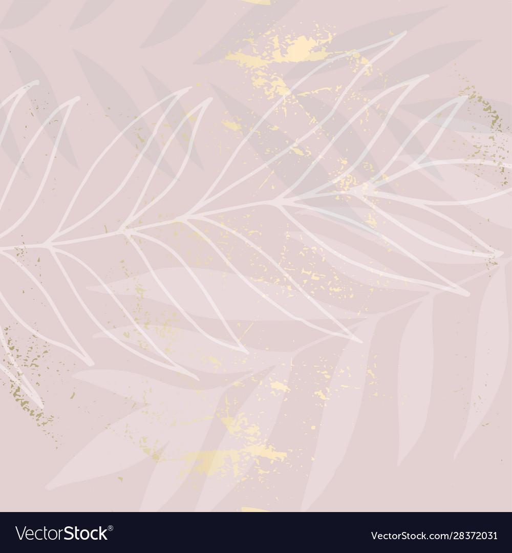 Chic trendy shiny feminine tile pattern