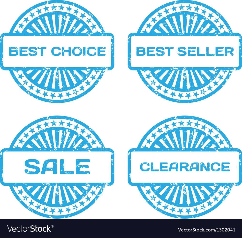 Grunge Rubber Stamp Set Sale best seller best