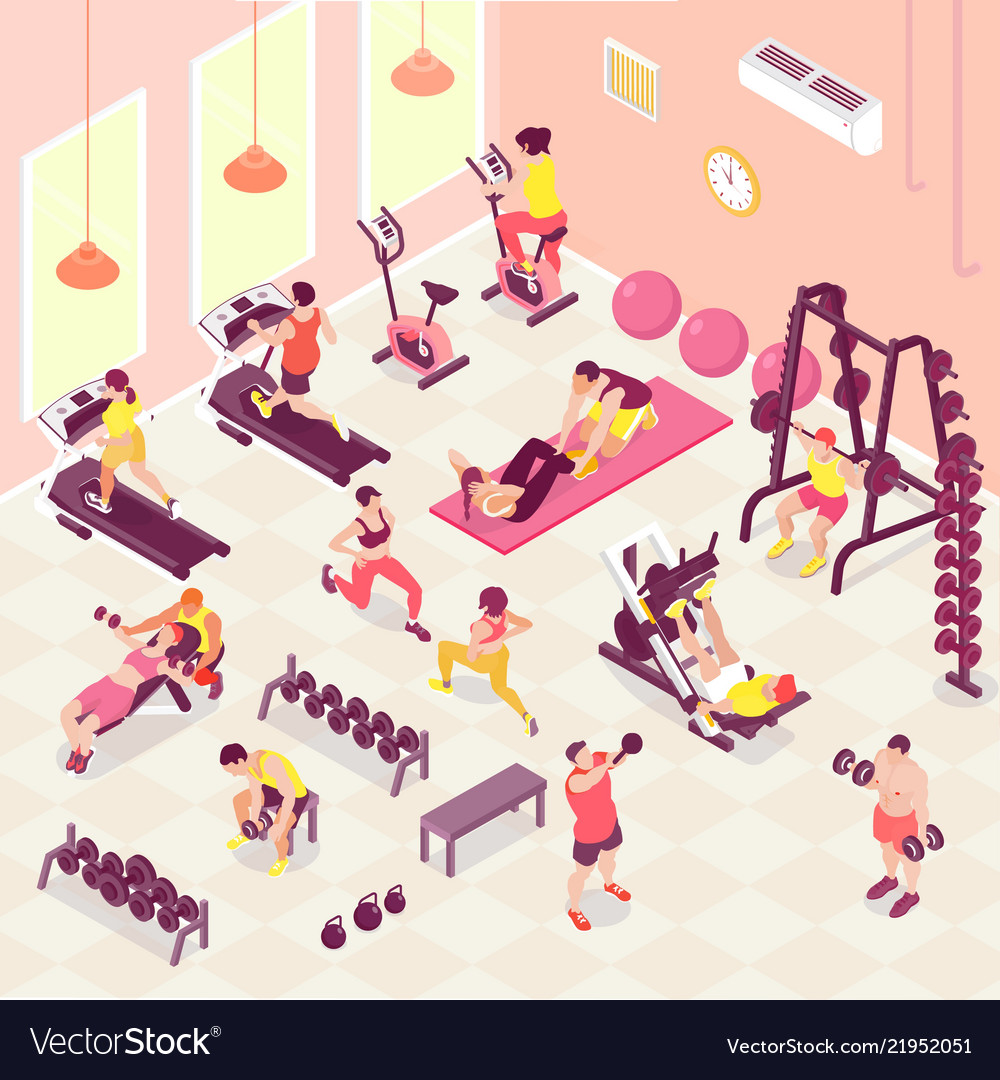 Isometric fitness