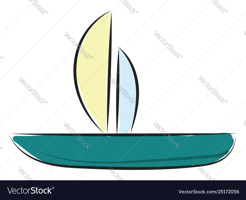 A fishing boat or color