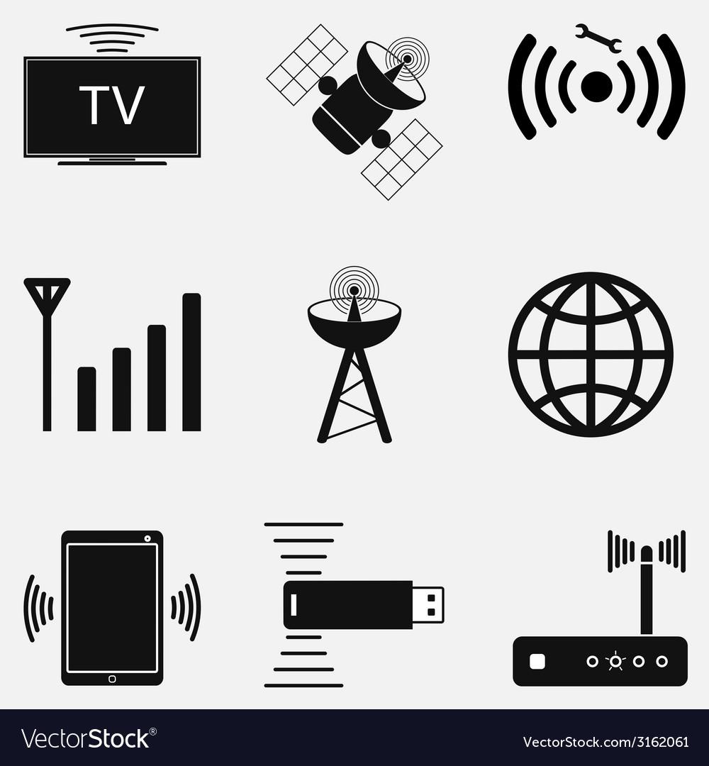 WiFi Icon Set Two