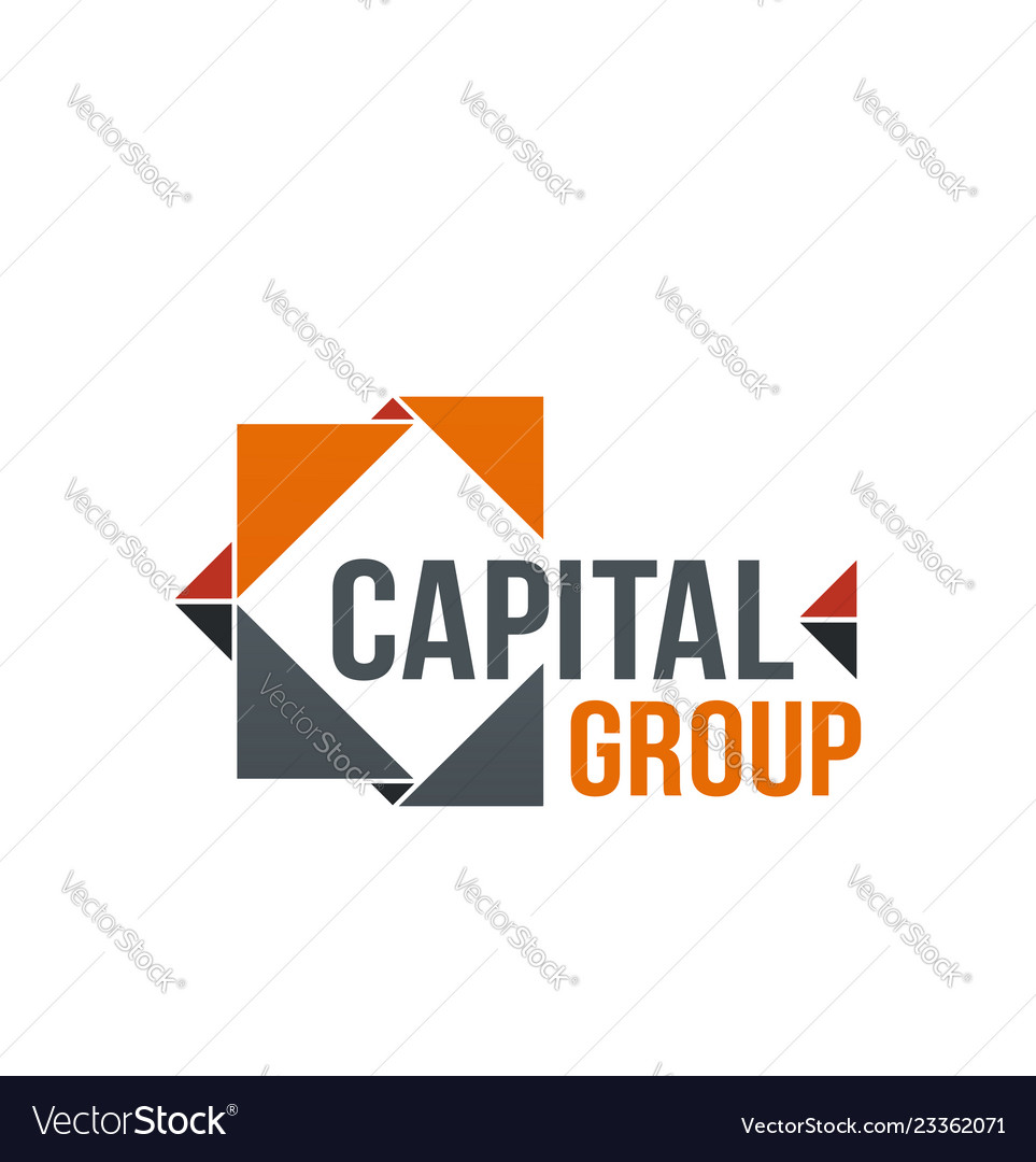 Capital group icon