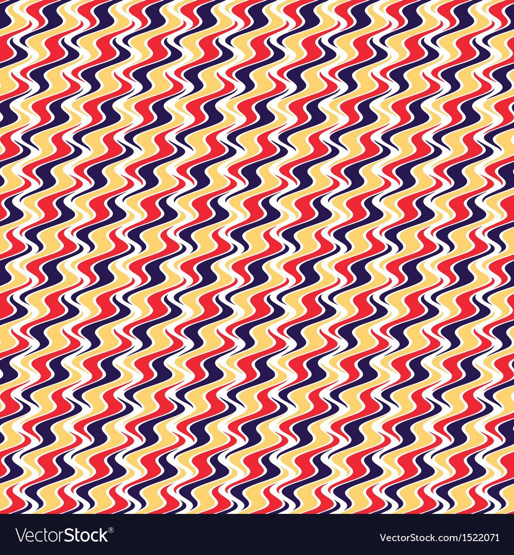 Wavy striped background