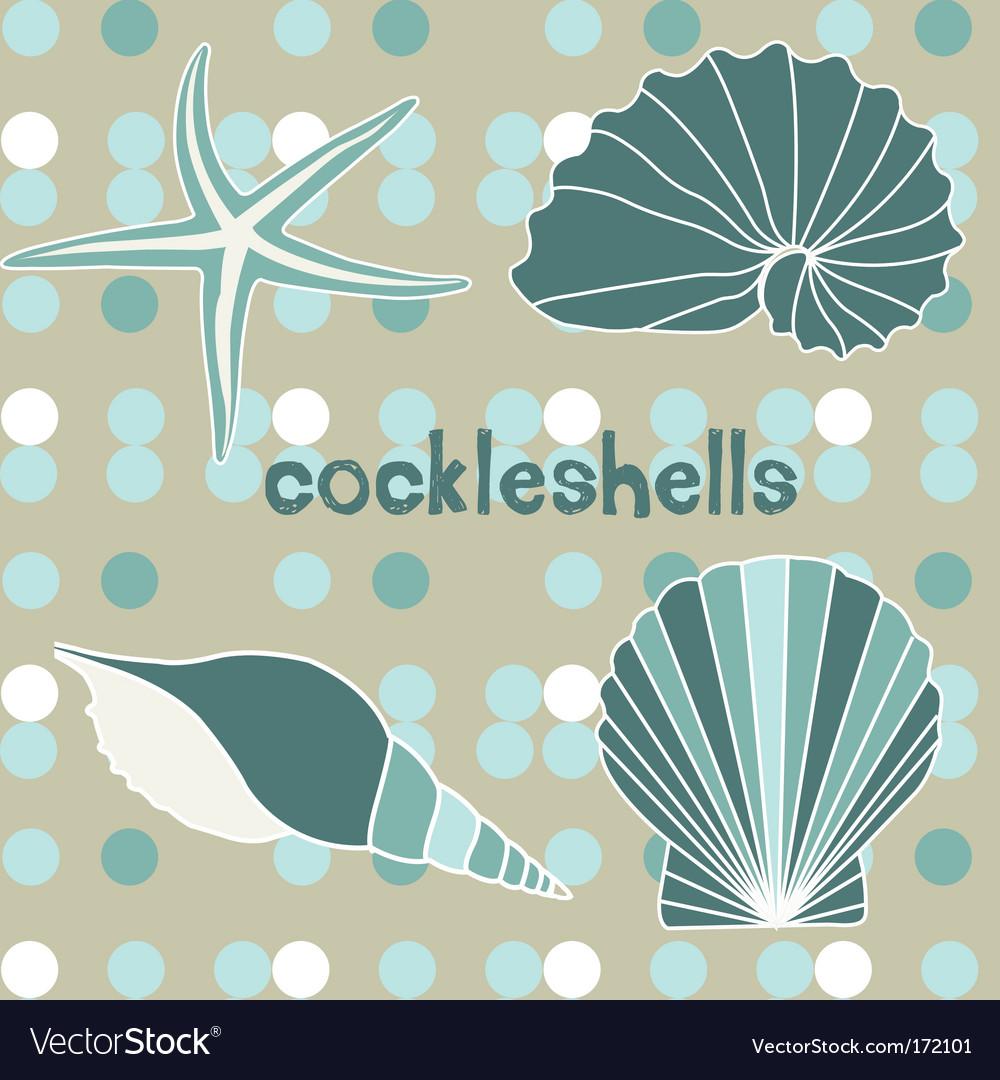 Set of shells