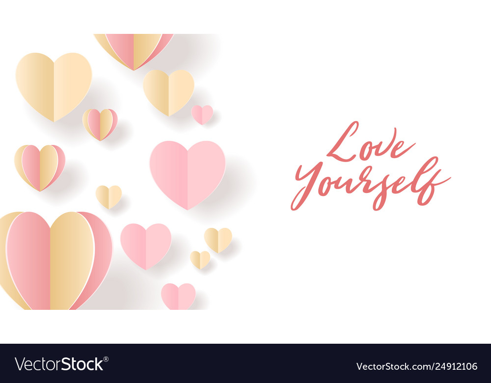 Valentine day design template
