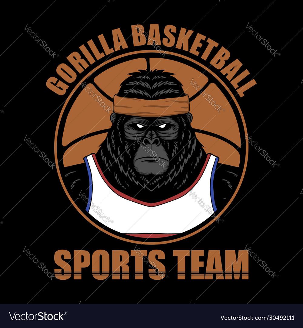 Gorilla basketball