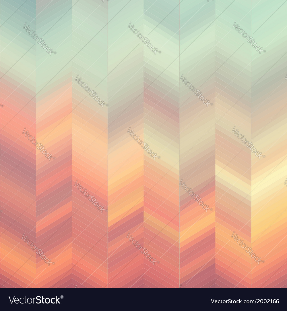 Geometric and abstract pattern Colorful background vector image