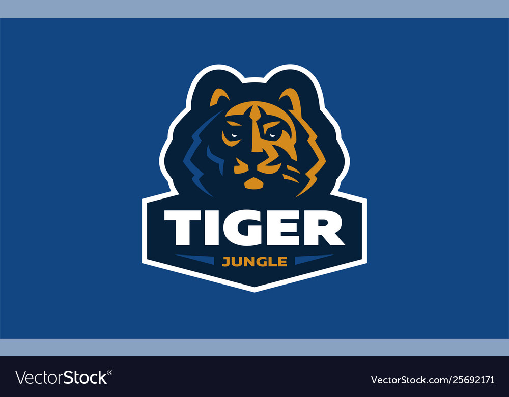 The image a tiger