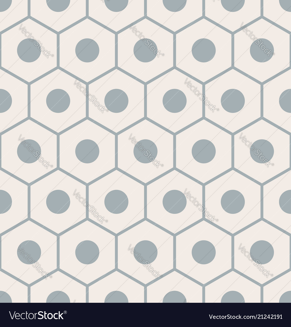Seamless pattern with gray pencil ends