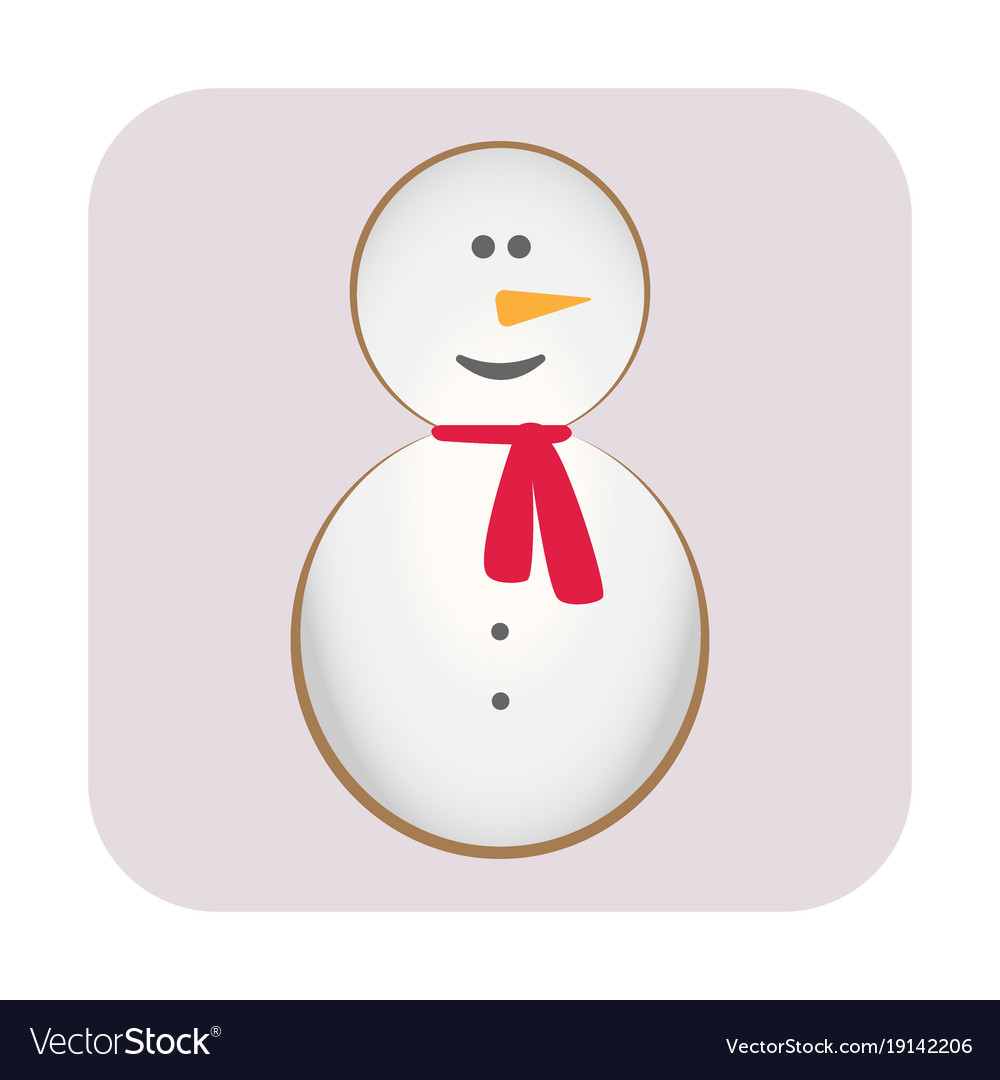 Merry christmas candy cane snowman carrot nose