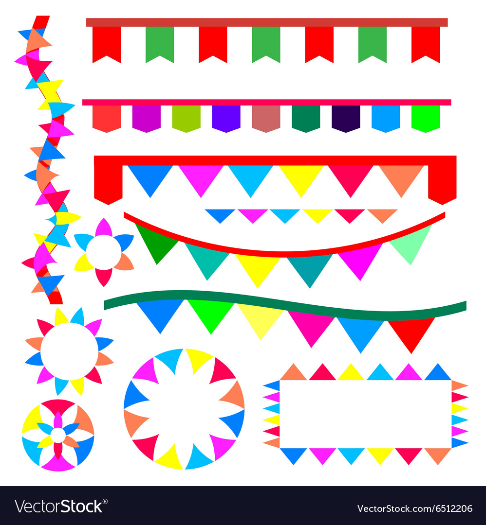 Ribbon for party