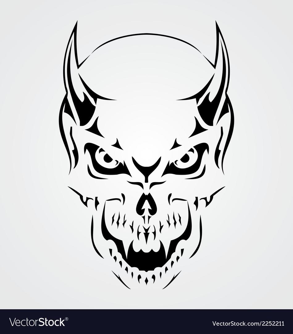 Devil Skull