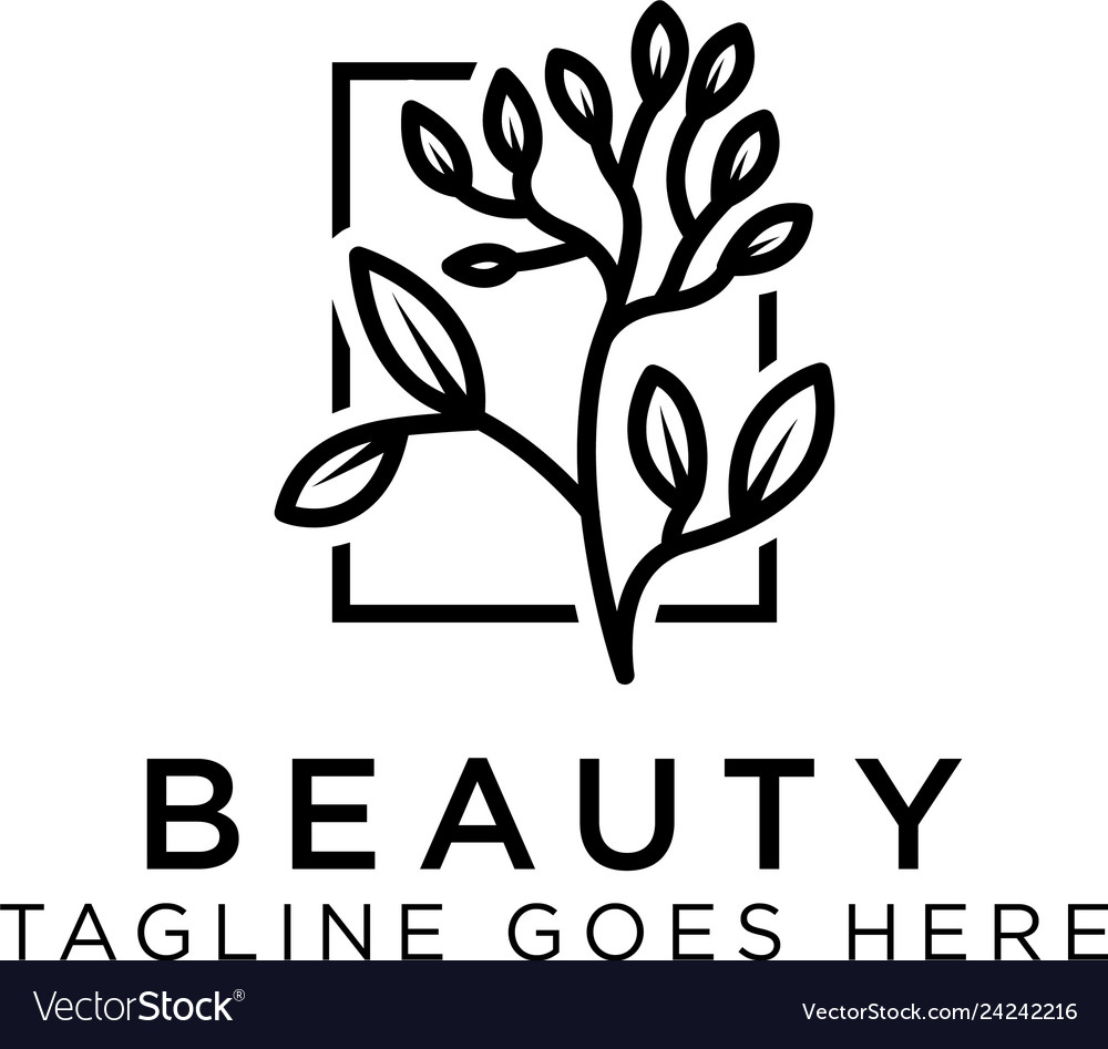 Beauty logo design inspiration