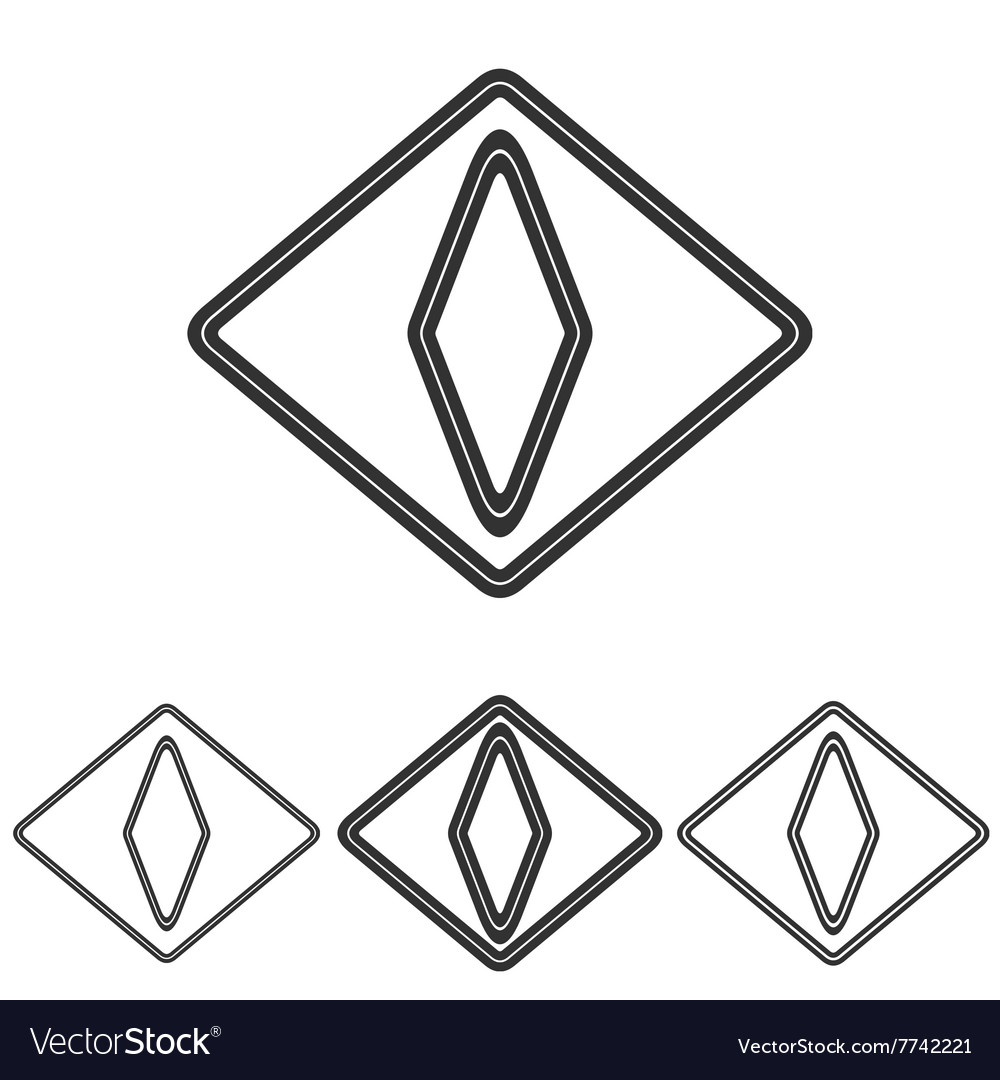 Black cat eye logo design set