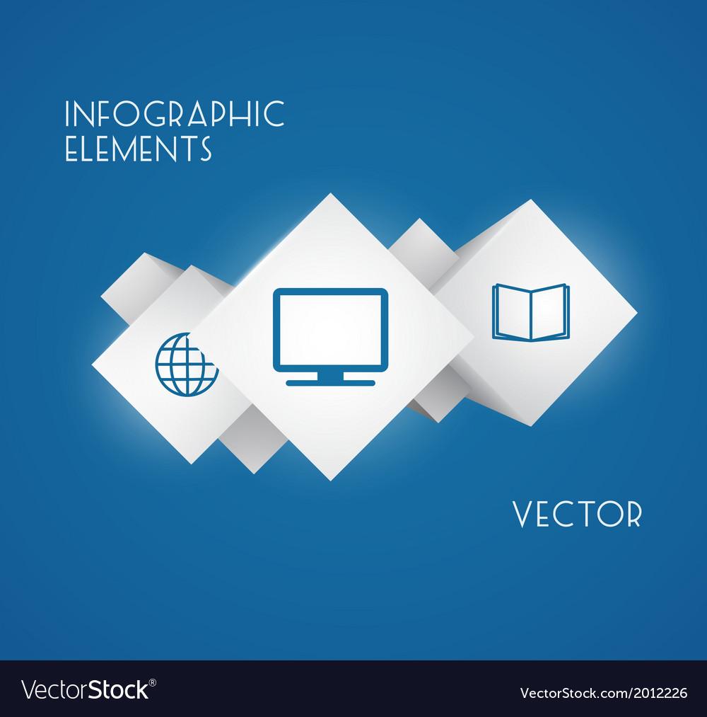 Cube Infographics