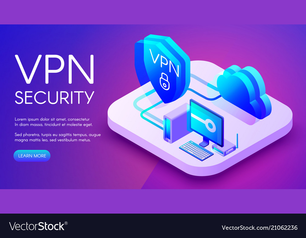 Vpn security technology