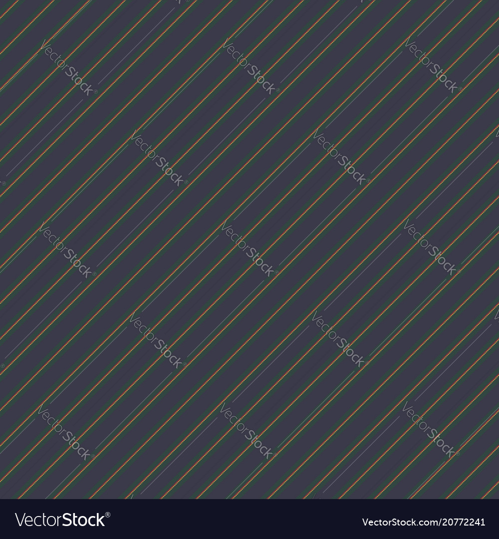 Dark blue with green lines seamless pattern