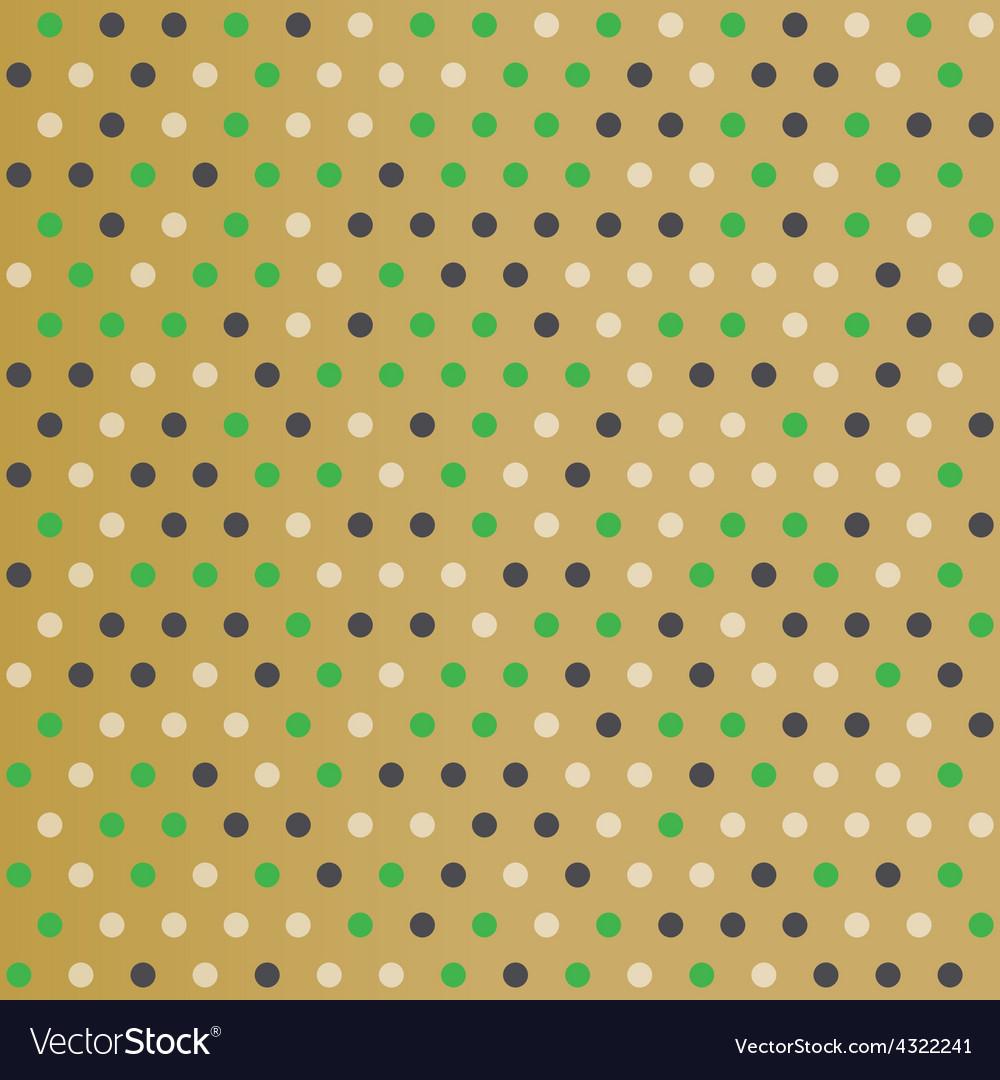 Vintage Polka Dots