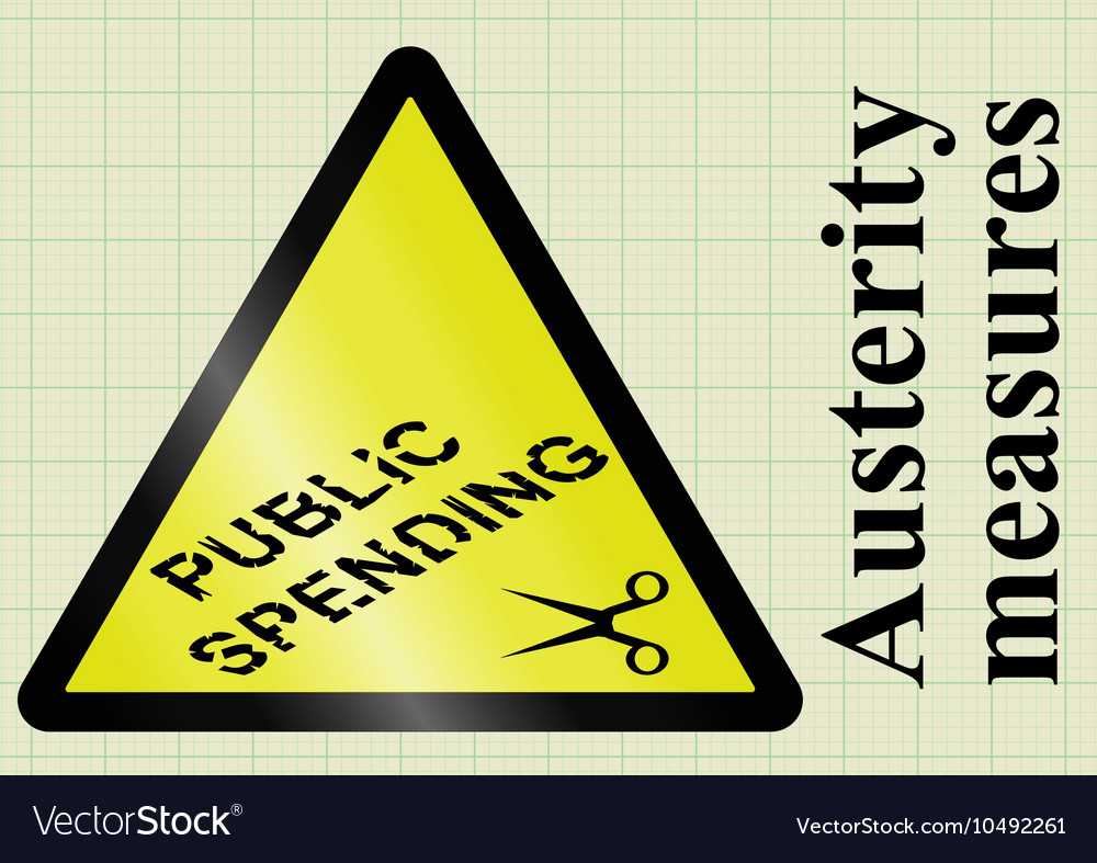 Austerity measures and public spending cuts