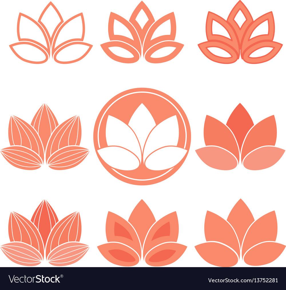 Lotus icons