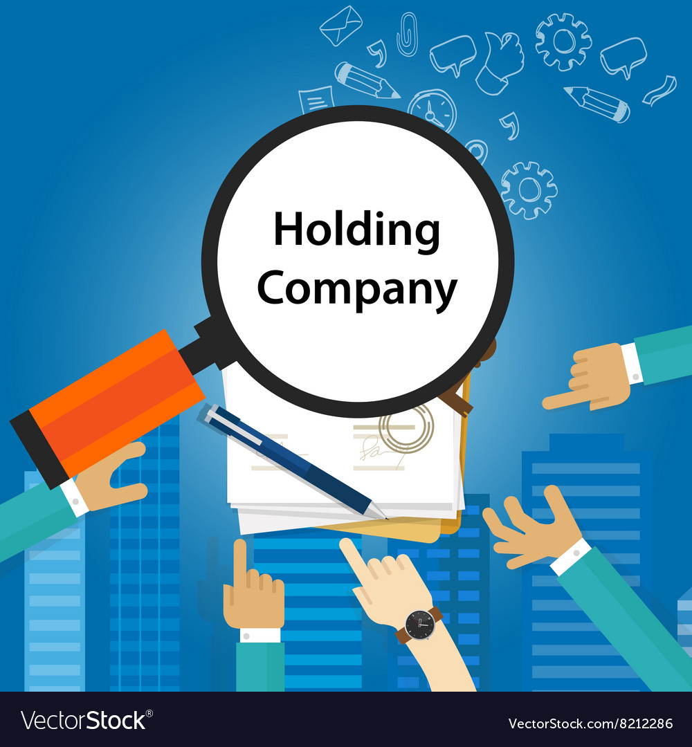 Holding Company Types of business corporation
