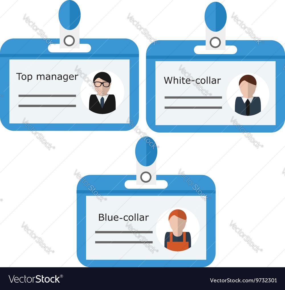 office name badges - Parfu kaptanband co