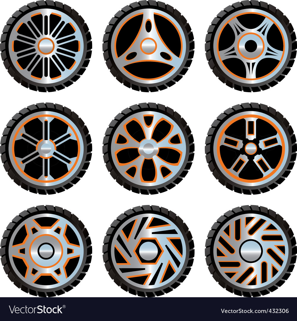 Aluminium wheels pack