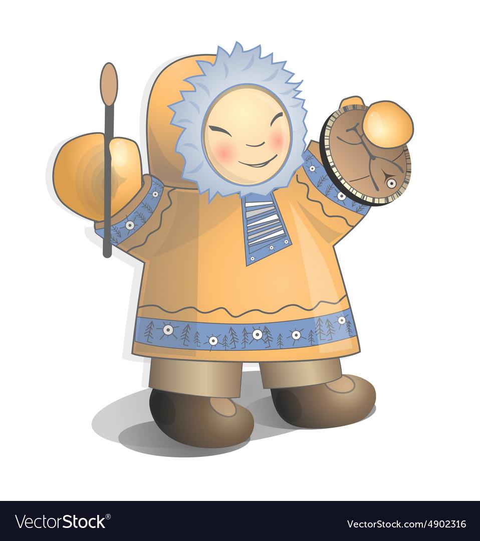 Siberian child