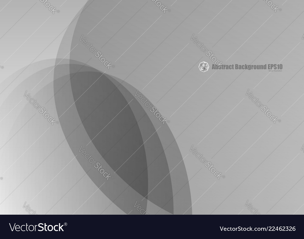 Abstract Gray Faded Background Royalty Free Vector Image