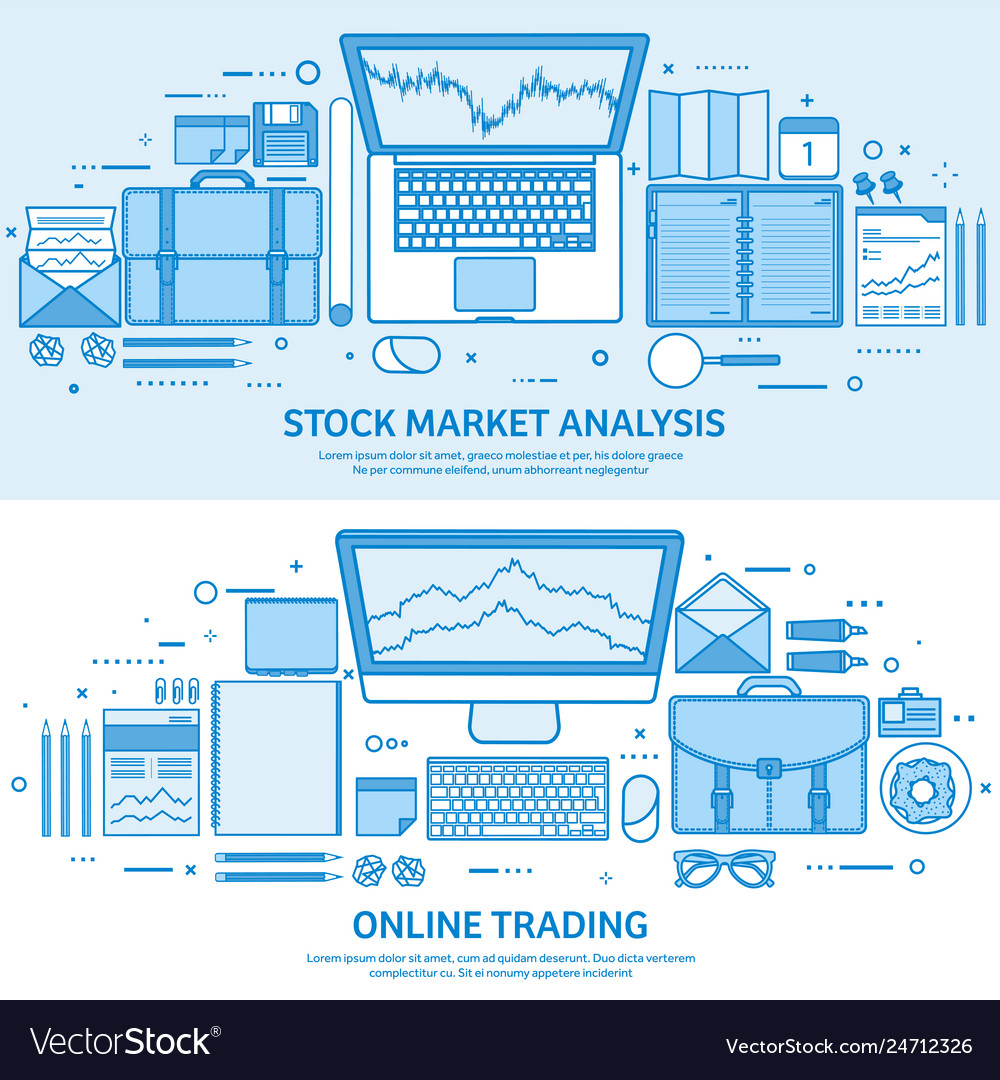 Market trade business trading platform account