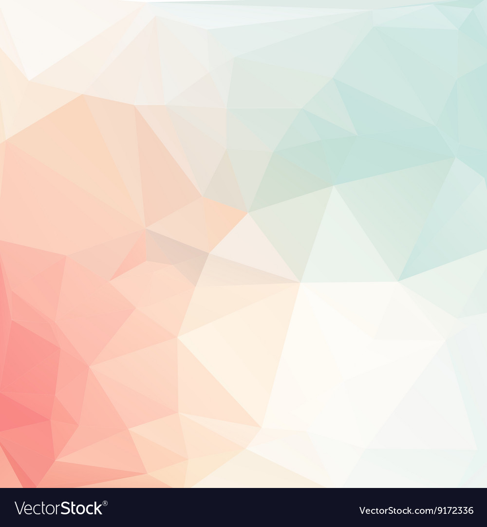 Abstract triangular background for your design
