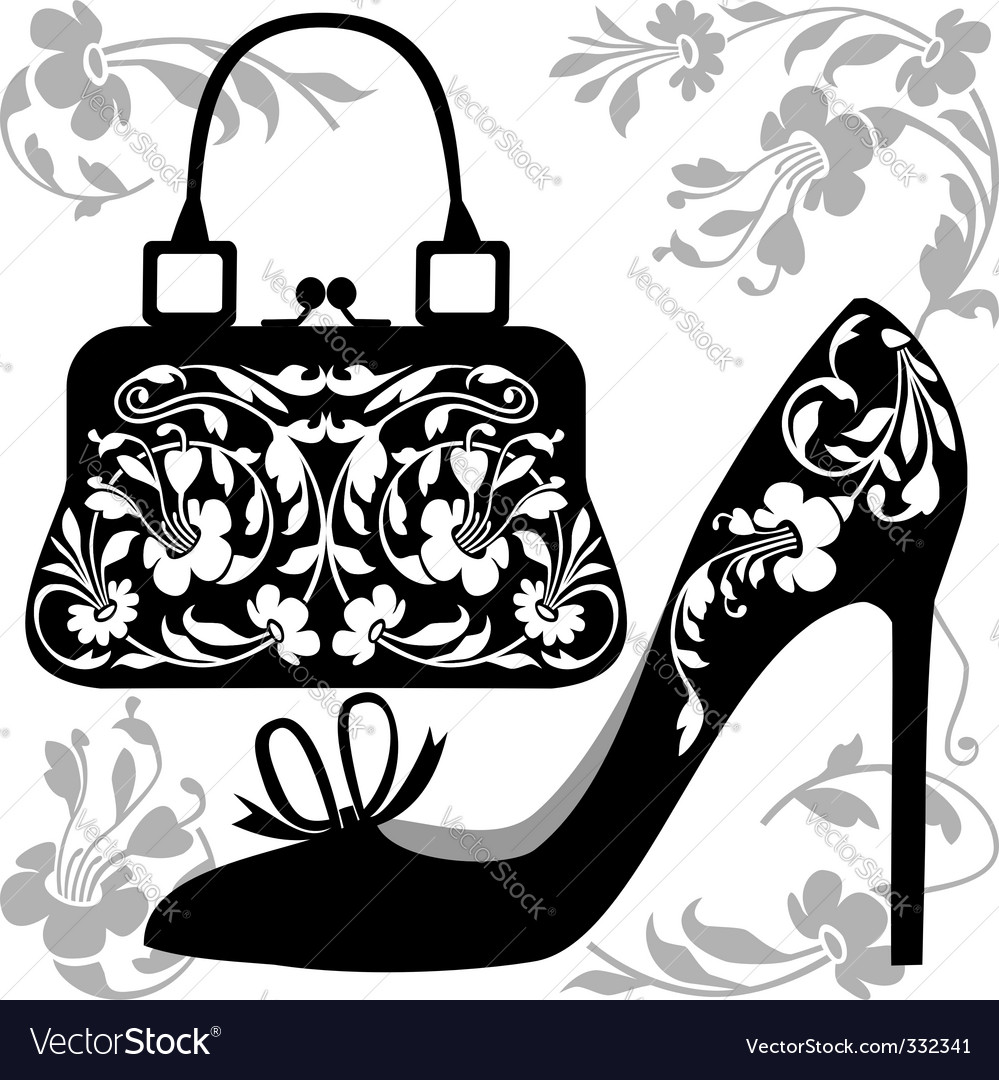 Fashion concept vector image