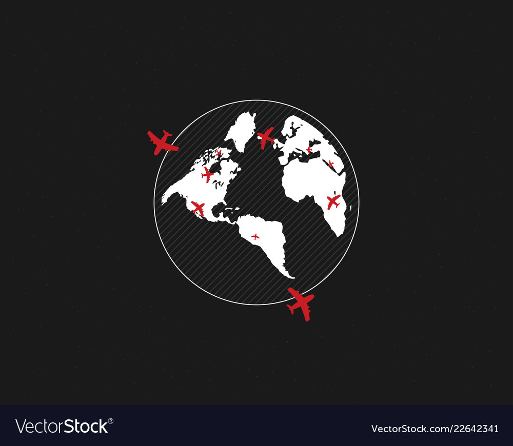 World travel and tourism concept