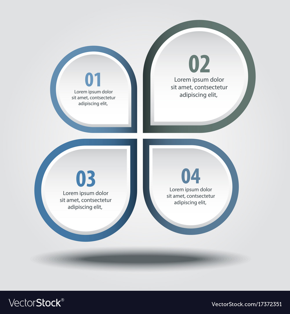 Business infographic design elements for