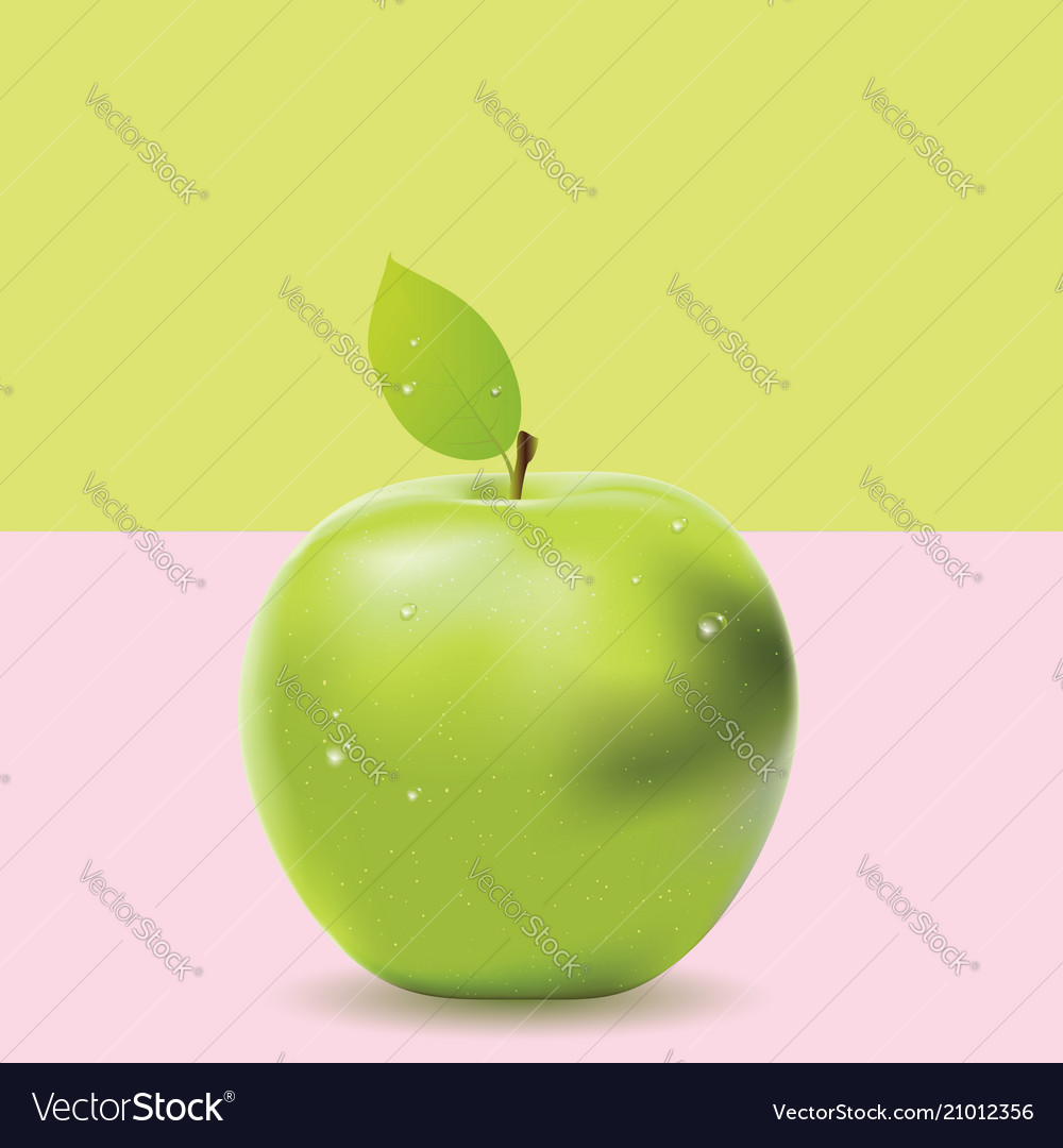 Dorable Green Colored Fruits Image Collection