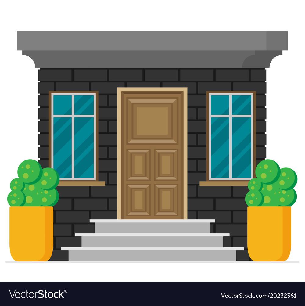 house front door images
