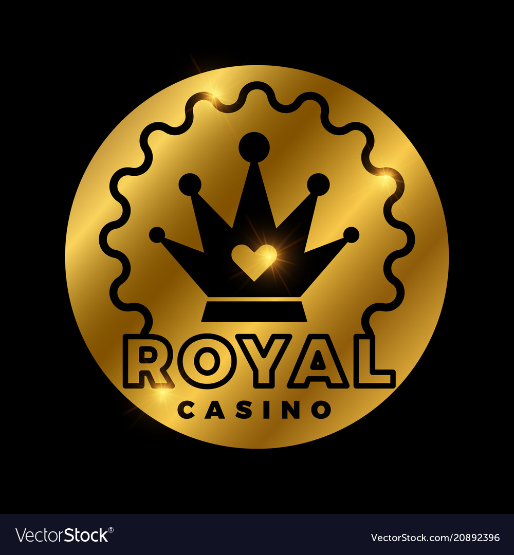 Royal casino golden design