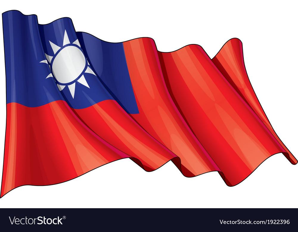 Taiwan Flag