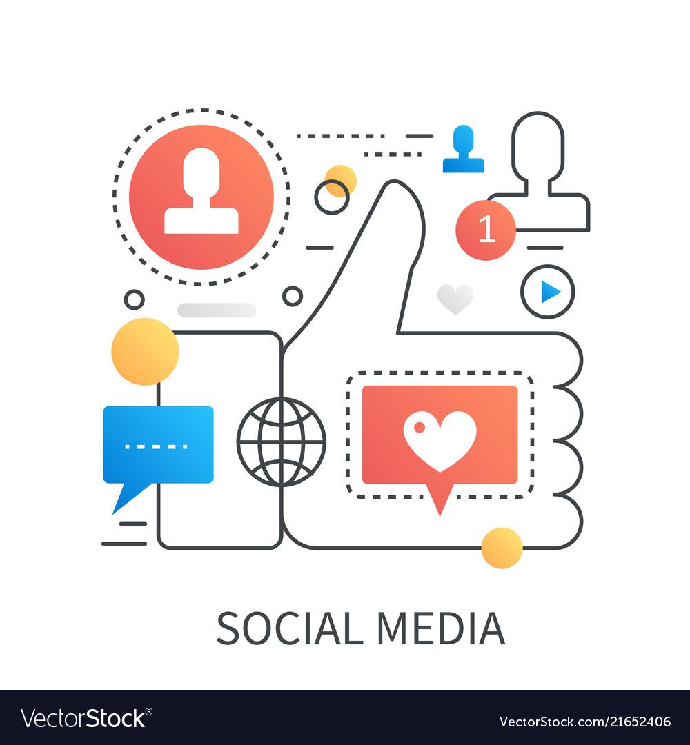 Social media social network social marketing