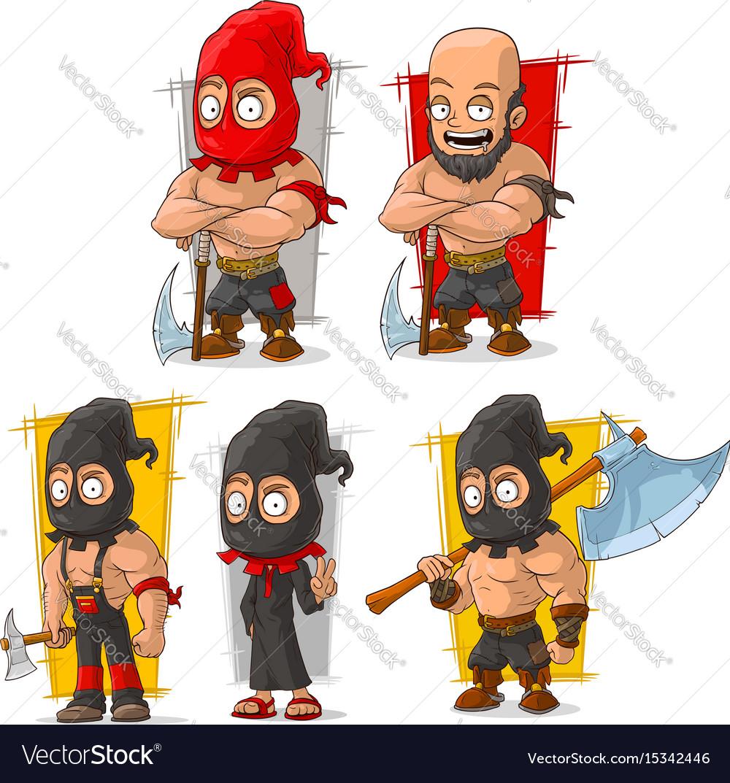 medieval executioner cartoons - HD1000×1073