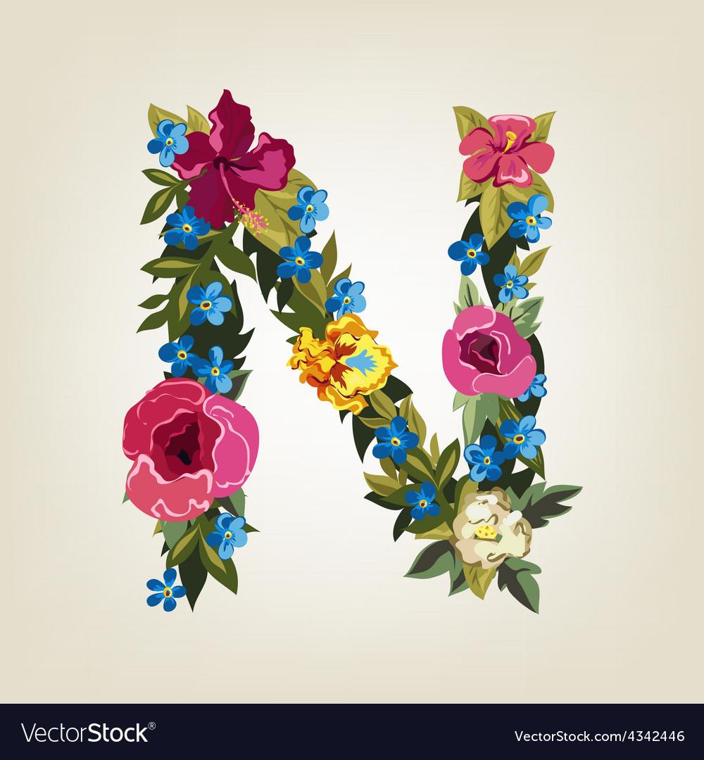 Capital Letter Spring