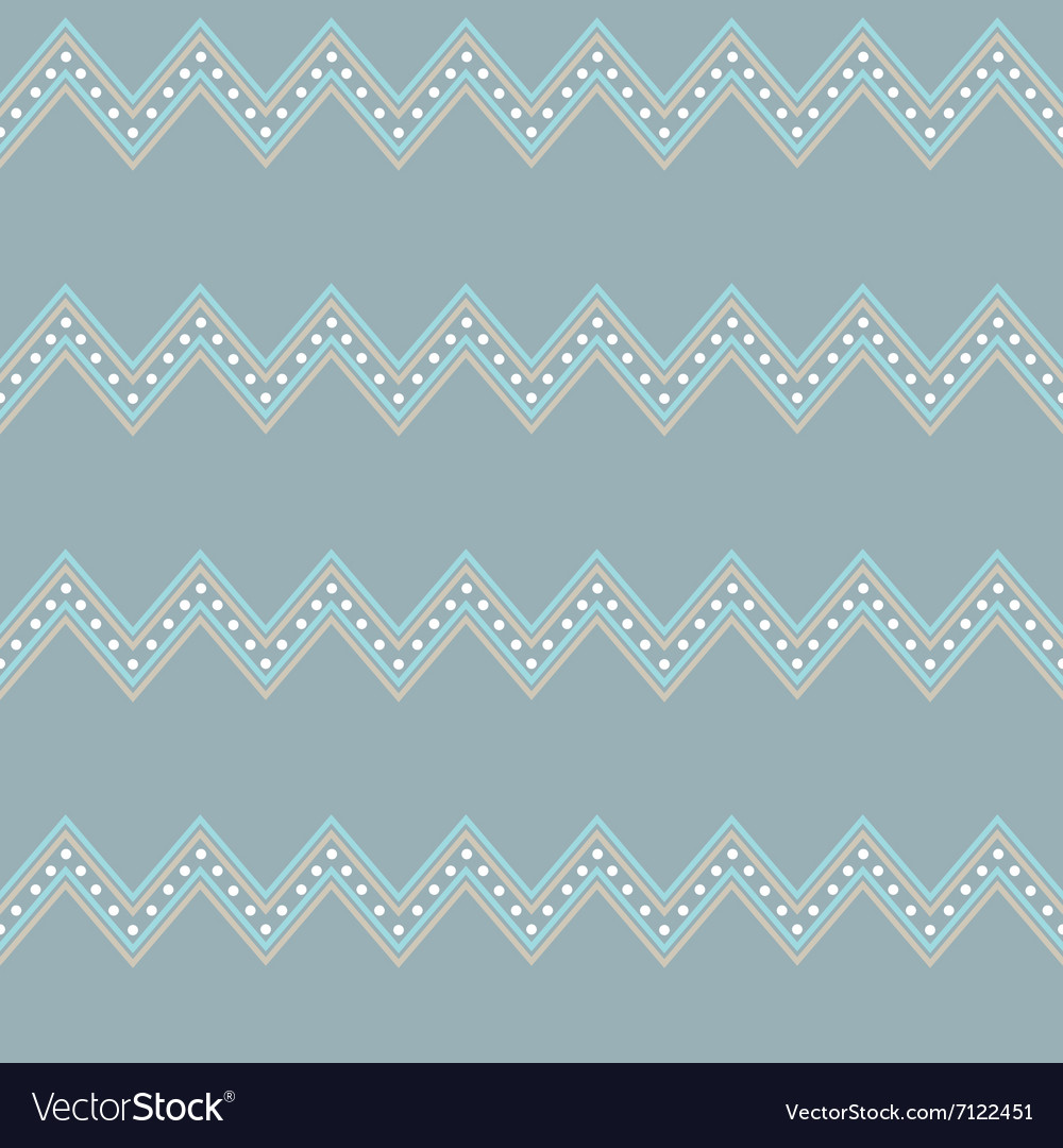 Bright colored seamless geometric pattern with str vector image