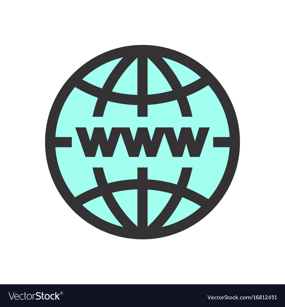 World global network icon