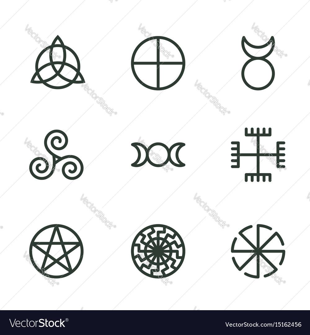Vector Art Sacred Games Logo Png