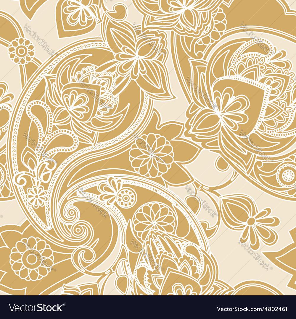 Paisley vector image