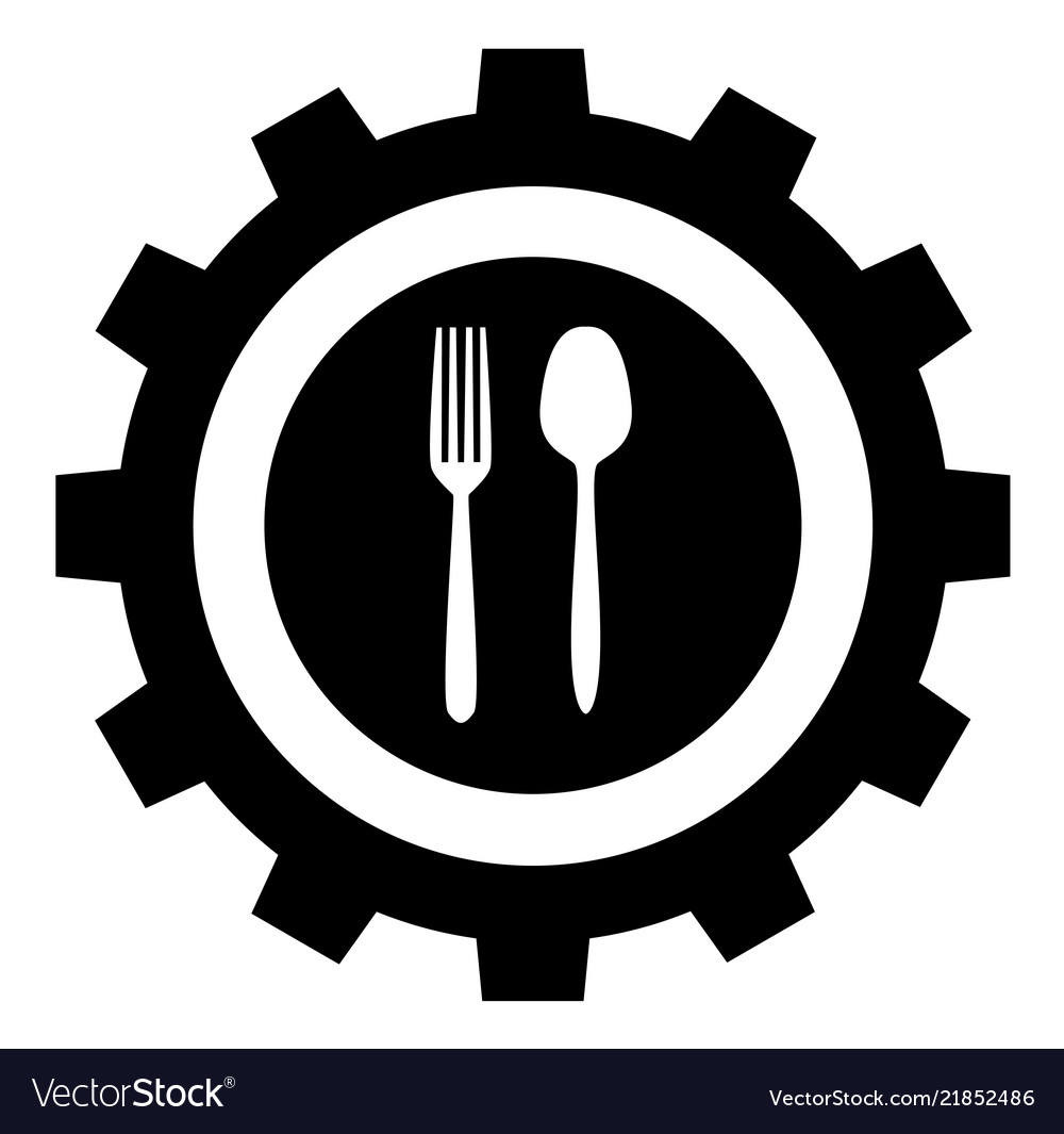 Food industry icon sign symbol Royalty Free Vector Image
