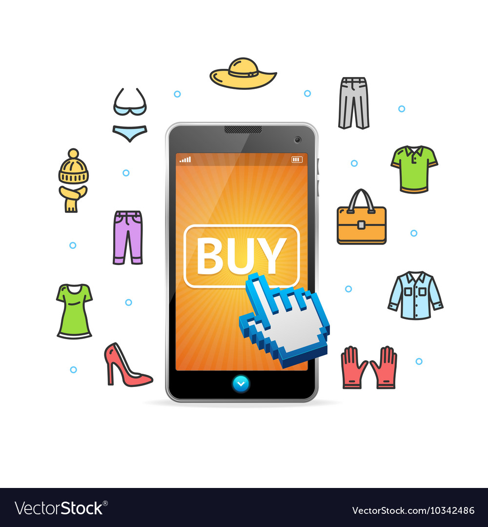 Online Shopping Clothing with Mobile App