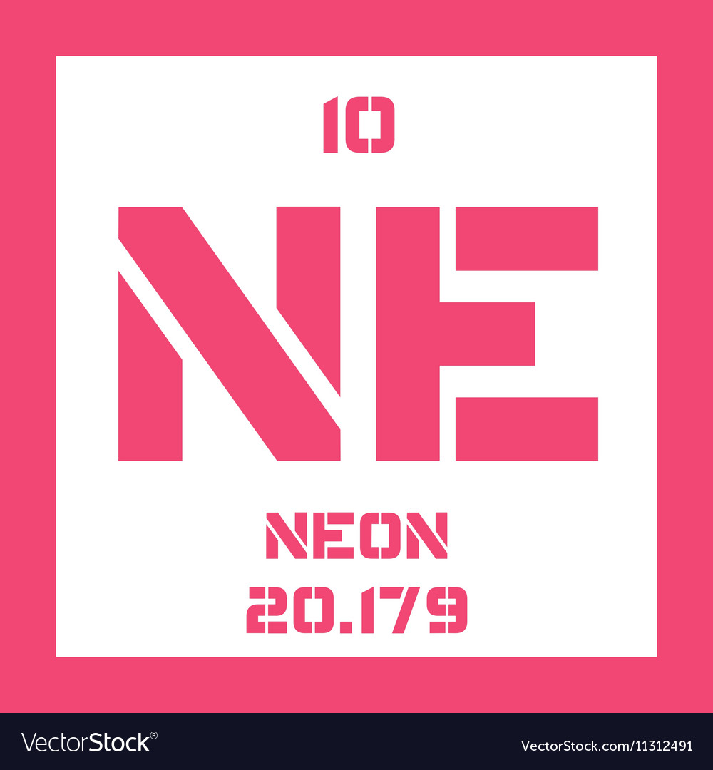 what element is neon